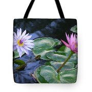 Two Beauties Tote Bag