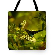 Two Beautiful Creations Tote Bag