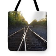 Two Become One Tote Bag