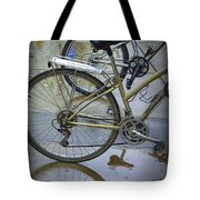 Two Bicycles Tote Bag