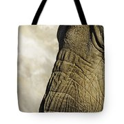 Two Elephants' Eyes Tote Bag