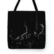 Two Flutes Tote Bag