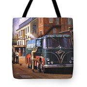 Two Fodens Tote Bag