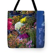Two For Five Dollars Tote Bag