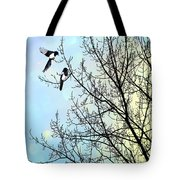 Two For Joy Tote Bag by John Edwards