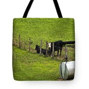 Two Gas Sources Tote Bag