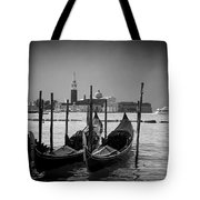 Two Gondolas Tote Bag