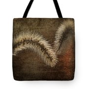 Two Grass Flowers Tote Bag