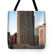 Two Hannover Square Tote Bag