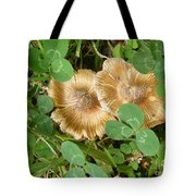 Two In Clover Tote Bag