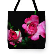 Two In Pink Tote Bag
