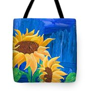 Two In The Sun Tote Bag