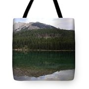 Two Jack Lake Sunset - Banff Nat. Park, Alberta Tote Bag