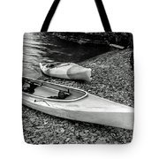 Two Kayaks On Seneca Lake Tote Bag