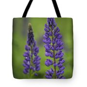 Two Lupine Tote Bag