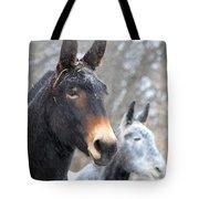 Two Mules For Sister Sara Tote Bag