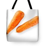 Two Nice Carrots Tote Bag