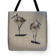 Two Of A Feather Tote Bag