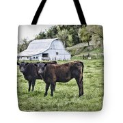 Two Of A Kind Tote Bag