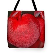 Two Of Hearts Tote Bag
