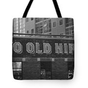Two Old Hippies In Nashville Tote Bag