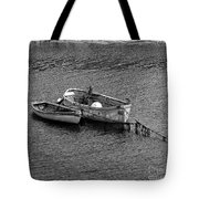 Two Old Rowboats Tote Bag