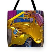 Two Old Timers  Tote Bag