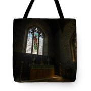 Two Old Windows Tote Bag