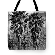 Two Palms Tote Bag