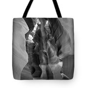 Two Shafts Tote Bag