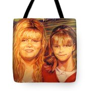 Two Sisters Tote Bag