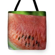 Two Slices Of Watermelon Tote Bag