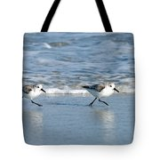 Two Step Tote Bag