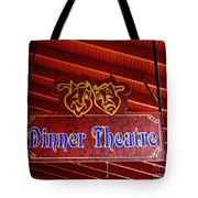 Two Tickets Please Tote Bag