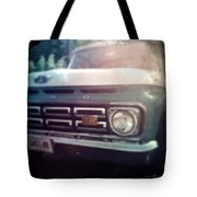 Two-tone Ford Pickup Tote Bag