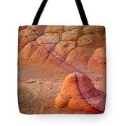 Two Tone Rock Tote Bag