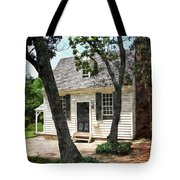 Two Tree Cottage Tote Bag