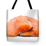 Two Trout Fillets Tote Bag