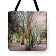 Two Tunnels Taxus Tote Bag