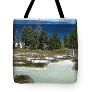 Two Waters Tote Bag