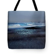 Two Waves Tote Bag