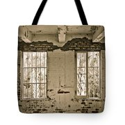 Two Windows Tote Bag