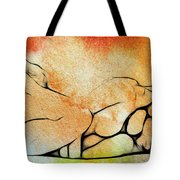 Two Women 2 Tote Bag