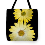 Two Yellow Tote Bag