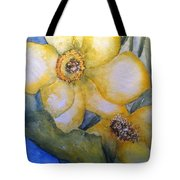 Twosome Tote Bag by Sherry Harradence