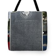 Tx-15026 The Woman Suffrage Movement In Texas Tote Bag