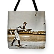 Ty Cobb Painting Tote Bag