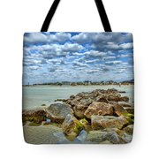 Tybee Beach Tote Bag