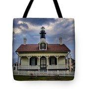 tybee Light Straight Up Tote Bag