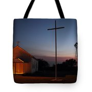 Tye Church 2am-104799 Tote Bag